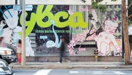 Yerba Buena Center for the Arts (YBCA) 2009 Summer Campaign