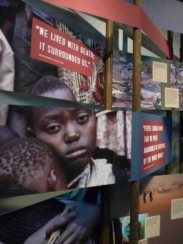 From Memory to Action: Meeting the Challenge of Genocide