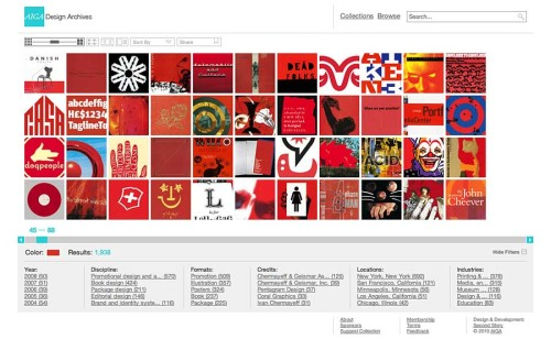 AIGA Design Archives