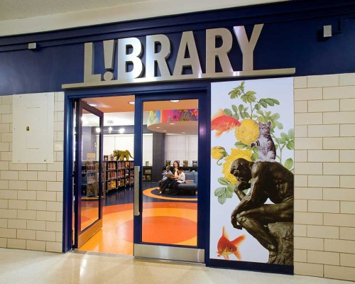 The L!brary Initiative