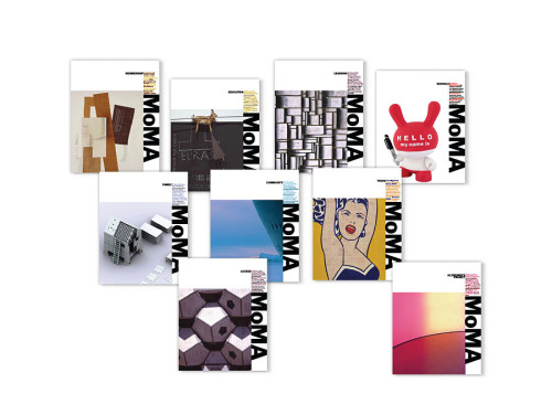 Museum of Modern Art Identity