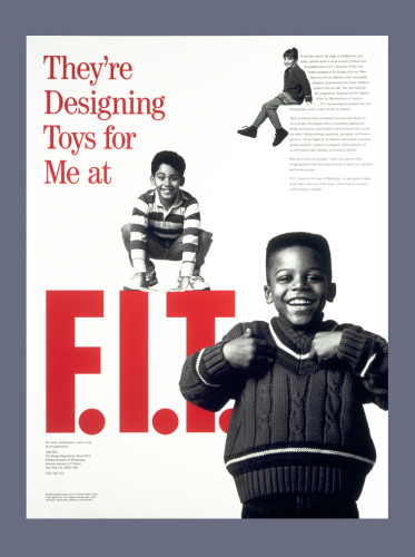 "Fashion Institute of Technology ""They're Designing Toys for Me at FIT"""