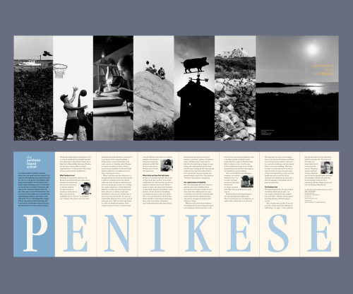 """Penikese"" a small island school for wayward boys"