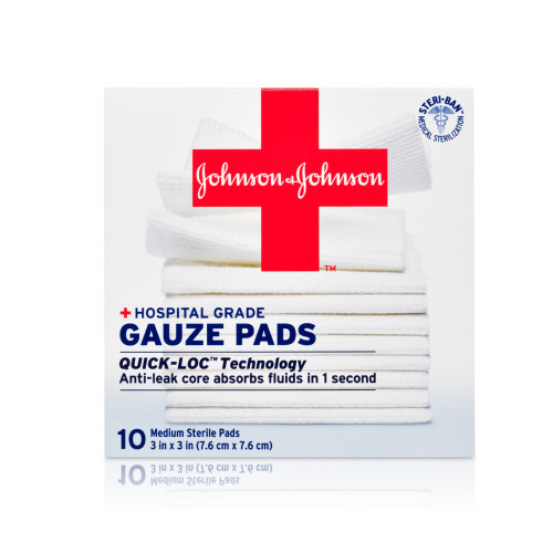 Johnson & Johnson RED CROSS