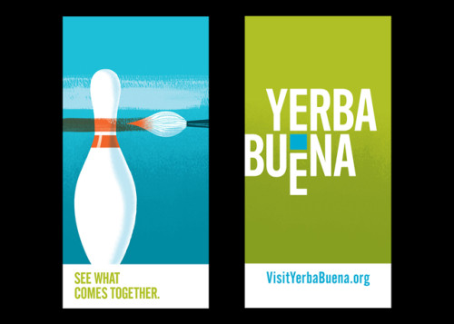 Yerba Buena Neighborhood Brand Identity