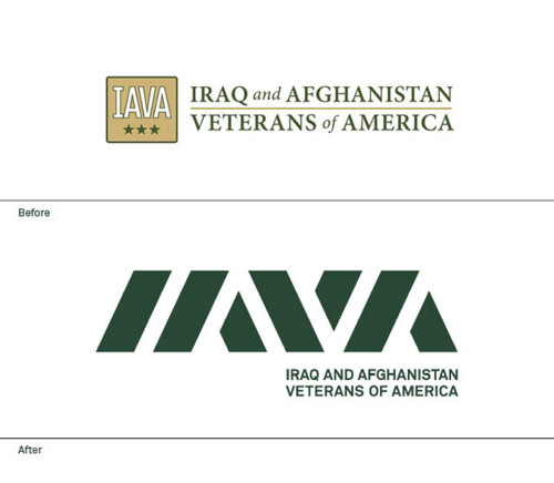 IAVA Visual Identity: A New Way to Celebrate Our Troops