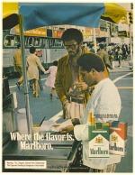 Marlboro Advertisement