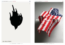 Graphis Social & Political Protest Posters (Spread)