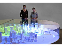 Interactive Model of Lower Manhattan
