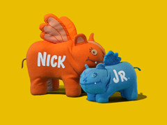 Nick Jr. Logo IDs