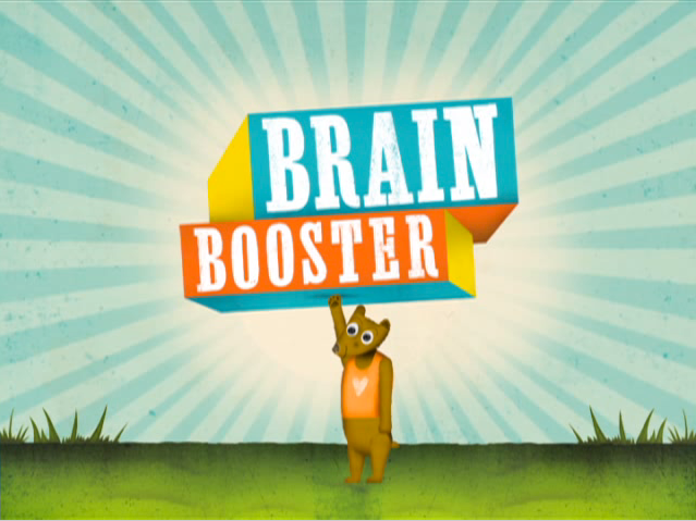 Nick Jr. Brain Boosters
